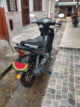 Moto akt Flex 125 modelo 2019