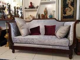 Sillón sofá Margarita Rosa Donado