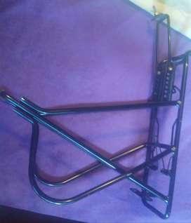 PortaEquipaje bicicleta marca nuvo 25kg