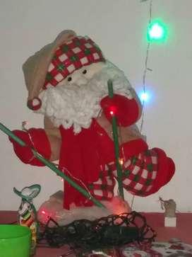 Vendo papá Noel luminoso
