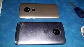 Vendo celular moto E4 plus impecable usado pero anda como nuevo