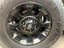 Rines Toyota Fj Cruiser Originales