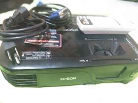 VIDEO BEAM EPSON POWER LITE 12