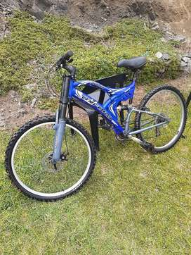 Bicicleta OXFORD  RALLY como nueva ,poco uso.