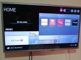"TV LG 32"" Smart TV"