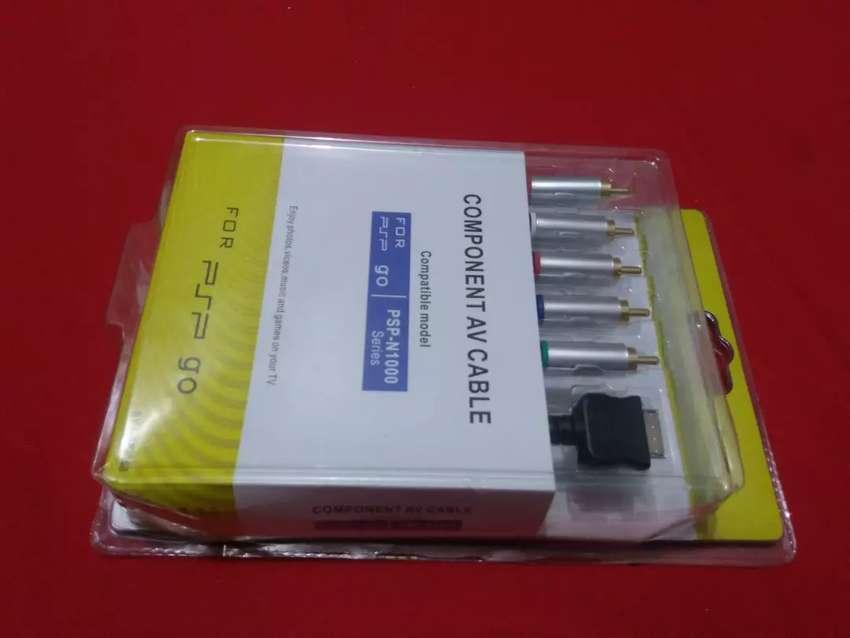 Cable de audio y vídeo PSP go