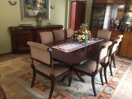 Comedor Completo (OFERTA) - Incluye aparador y alfombra