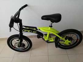 Bicicleta Cross para niños - Tecnololly Aerodynamic