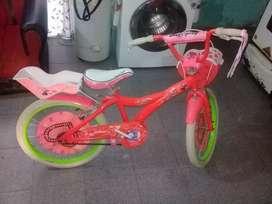 Vendo bici como nueva se usó 2 veses