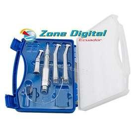 Turbina Dental Kit Completo Odontologico