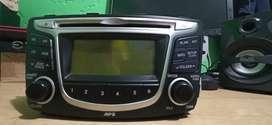 Radio Hyundai I25 Original y frontal