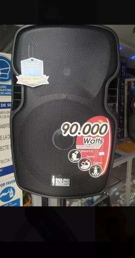 Parlante  Engla Sound modelo Es -RADICAL 15