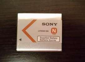 Batería Sony Original Dsctx20 Usada Como Nueva!