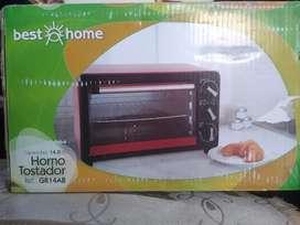 Vendo horno tostador nuevo de 14.0 Lts