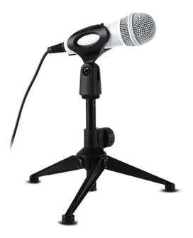 Mini soporte para microfono