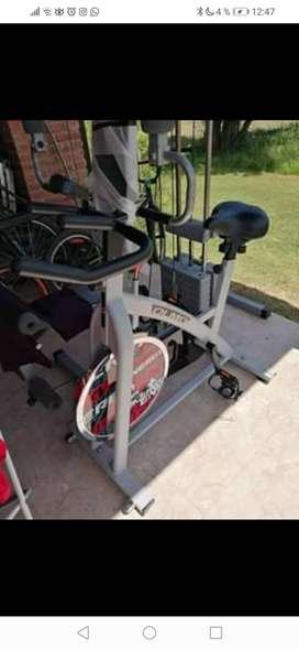 Bicicleta para spining