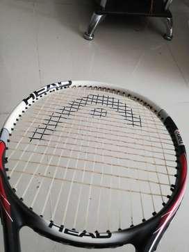 Raqueta Tenis Head Titanio Elite