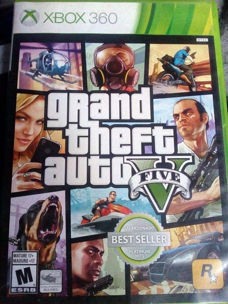 Gta Xbox 360 Original 0