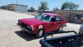 Vendo Datsun en buenas condiciones solo le falta tapisarlo papeles en regla