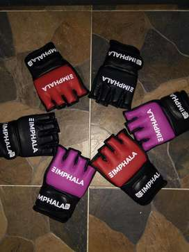 Guantes profesionales MMA