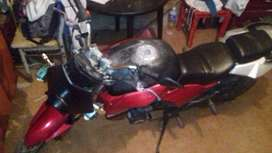 Vendo moto brava 200cc