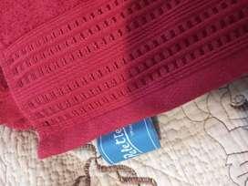 Juego de toallón y toalla palette