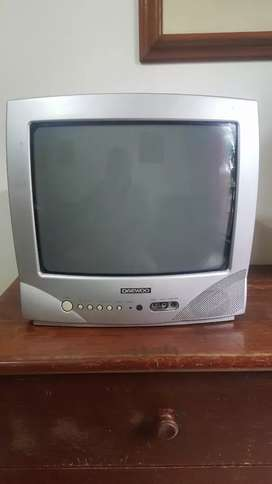 Televisor daewo 12 pulgadas