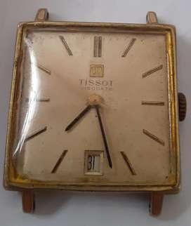Antiguo Reloj Tissot Visodate FUNCIONANDO