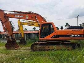Excavadora Doosan 340