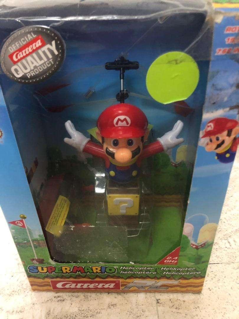 Helicóptero Mario 0