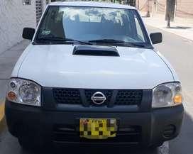 Nissan frontier 2012 diésel