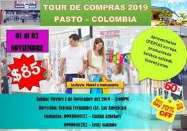 Tour a Pasto Colombia