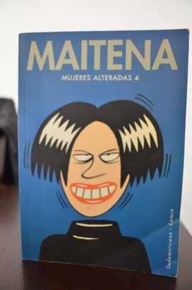 Libro Maitena Mujeres Alteradas