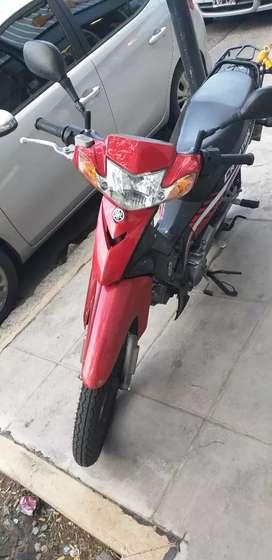 Yamaha new crypton 110cc