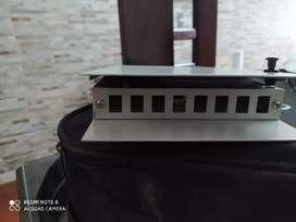 Cajas de interior para fibra óptica por docena