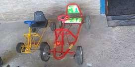 Karting  usados como nuevos