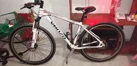Vendo bicicleta marca venzo modelo raptor