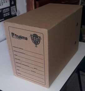 Caja para Archivo X200 Tipo Nevera personalizada x 100 Unidades