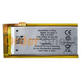 Batería MP3 para Apple iPod Nano 4 Gen 4G 4th