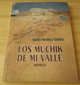 Libro Los Muchik De Mi Valle