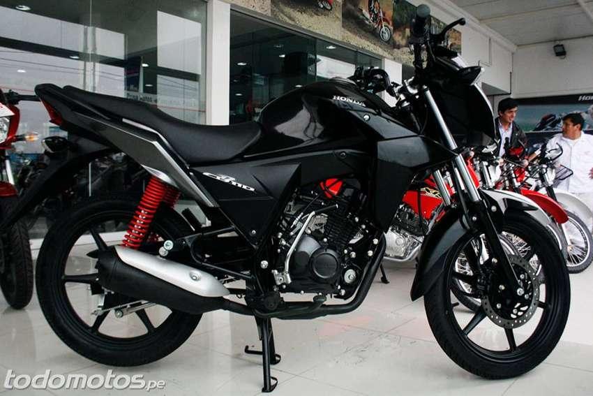 Moto Honda 0