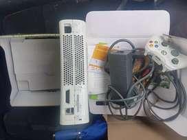 Xbox 360 modelo 2007 con luz rojas malo segunda mano  Barrio Nuevo