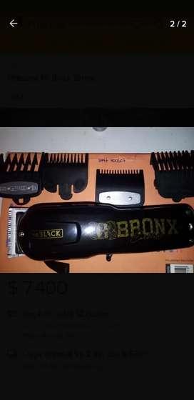 Maquina Mr Black Bronx