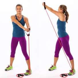 banda resistencia larga entrenamiento fitness 1.2mts