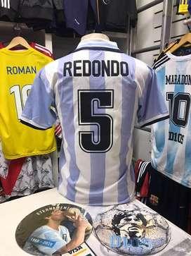 Camiseta afa seleccion reebok redondo #5