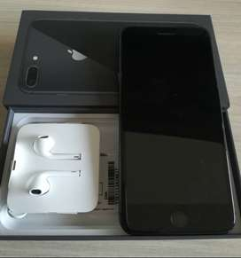 Vendo celular Iphone 8 plus de 256 GB