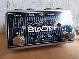 Selector de canales EHX Switch Blade +