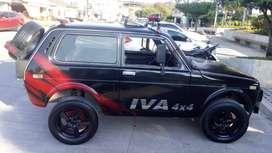 Lada Niva 2121 4x4 Campero Modificado Deportivo