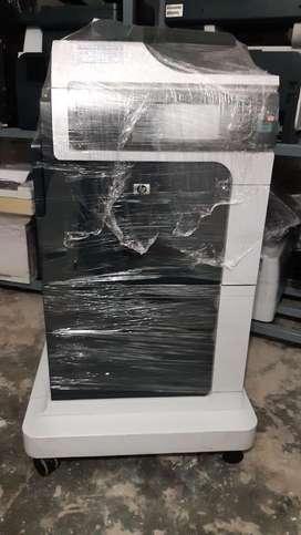 Impresora laserjet mfp m4555