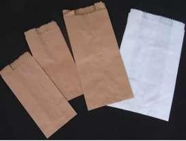 Bolsas papel kraft y sulfito